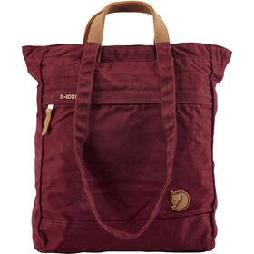 Fjällräven No.1 Tote Bag, dark garnet